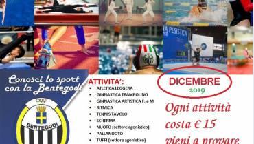 CONOSCI LO SPORT DICEMBRE 2019